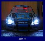 RC CAR Front + Heckbeleuchtung mit 6 LEDs
